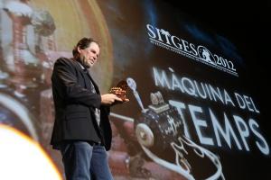 Coscarelli recibe el premio Máquina del Tiempo de Sitges
